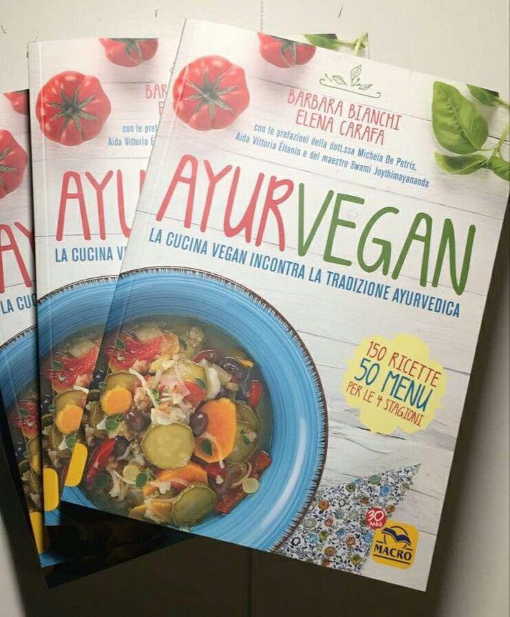 Ayurvegan, la cucina vegan incontra la tradizioneayurvedica